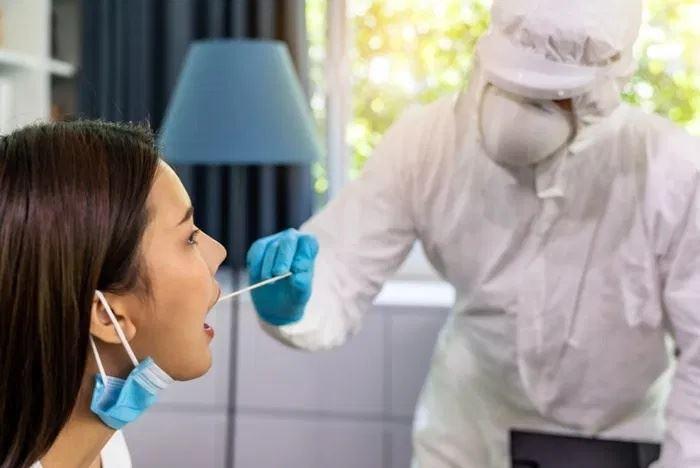 jijik! pekerja disyaki cuci dan jual semula kit ujian saringan covid-19