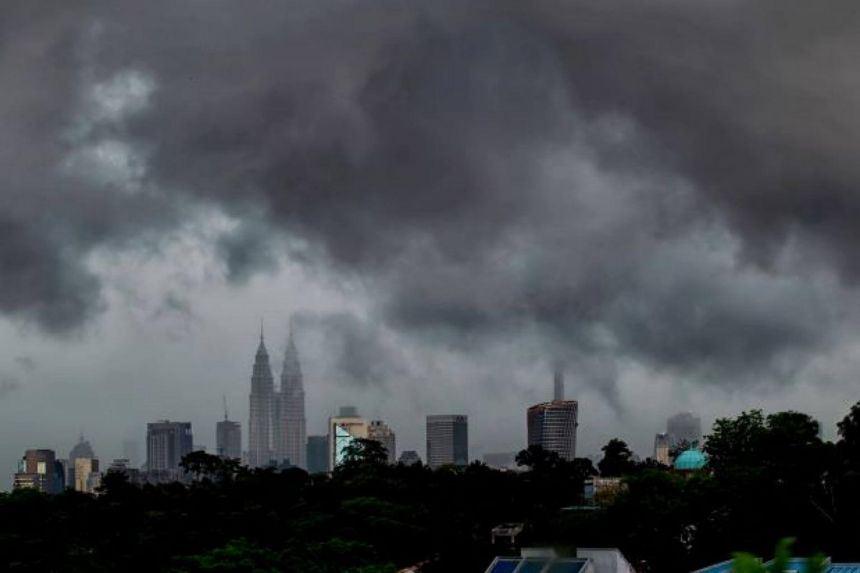 cuaca diramal mendung dan hujan pada hari raya nanti
