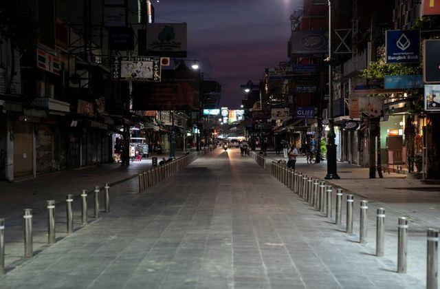 mohon penduduk kekal di rumah, thailand turunkan bil air & elektrik