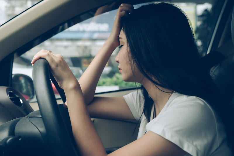 awas jika ada tanda ini masa memandu, maut boleh terjadi sekelip mata!