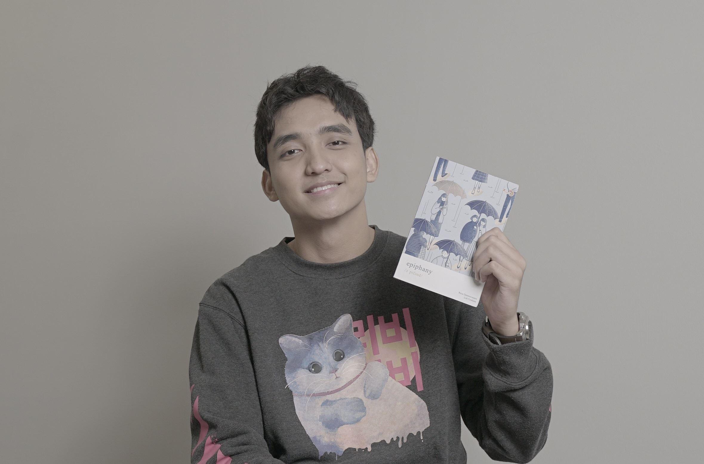terinspirasi oleh jin bts, penyanyi indonesia ini terbitkan novel pertama