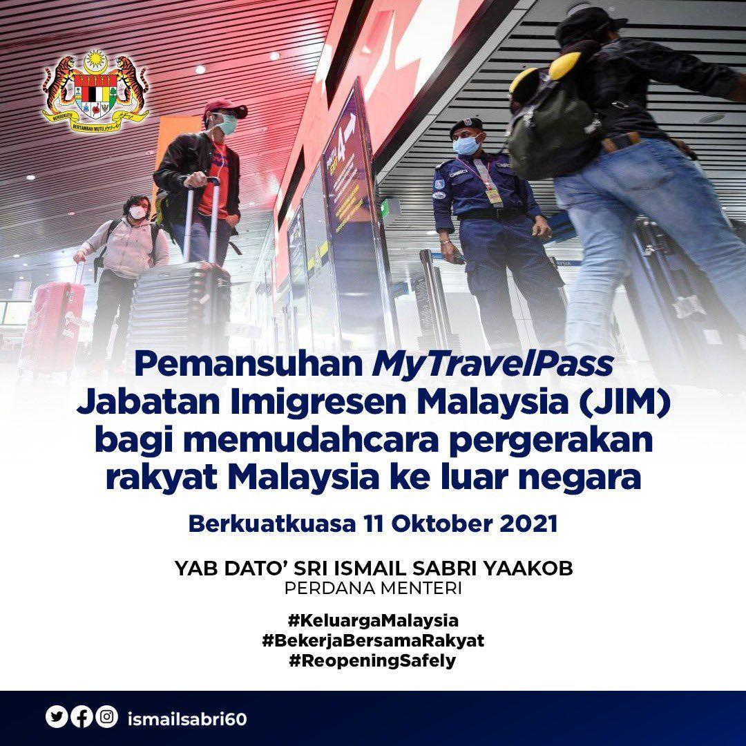 nak travel luar negara? ini senarai negara yang terima pelancong malaysia
