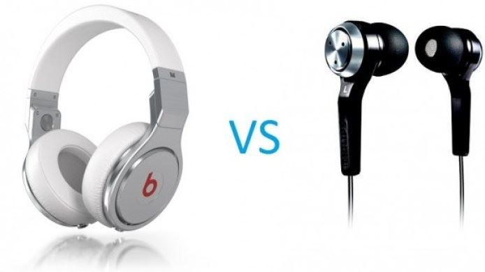 antara earphone dan headphone, mana yang baik untuk telinga?