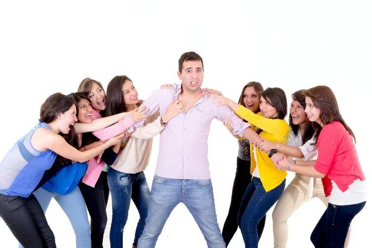 kajian tunjuk wanita tidak tertarik pada lelaki yang ada ramai kawan perempuan