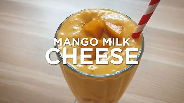 Dapur SYOK: Air Mango Milk Cheese