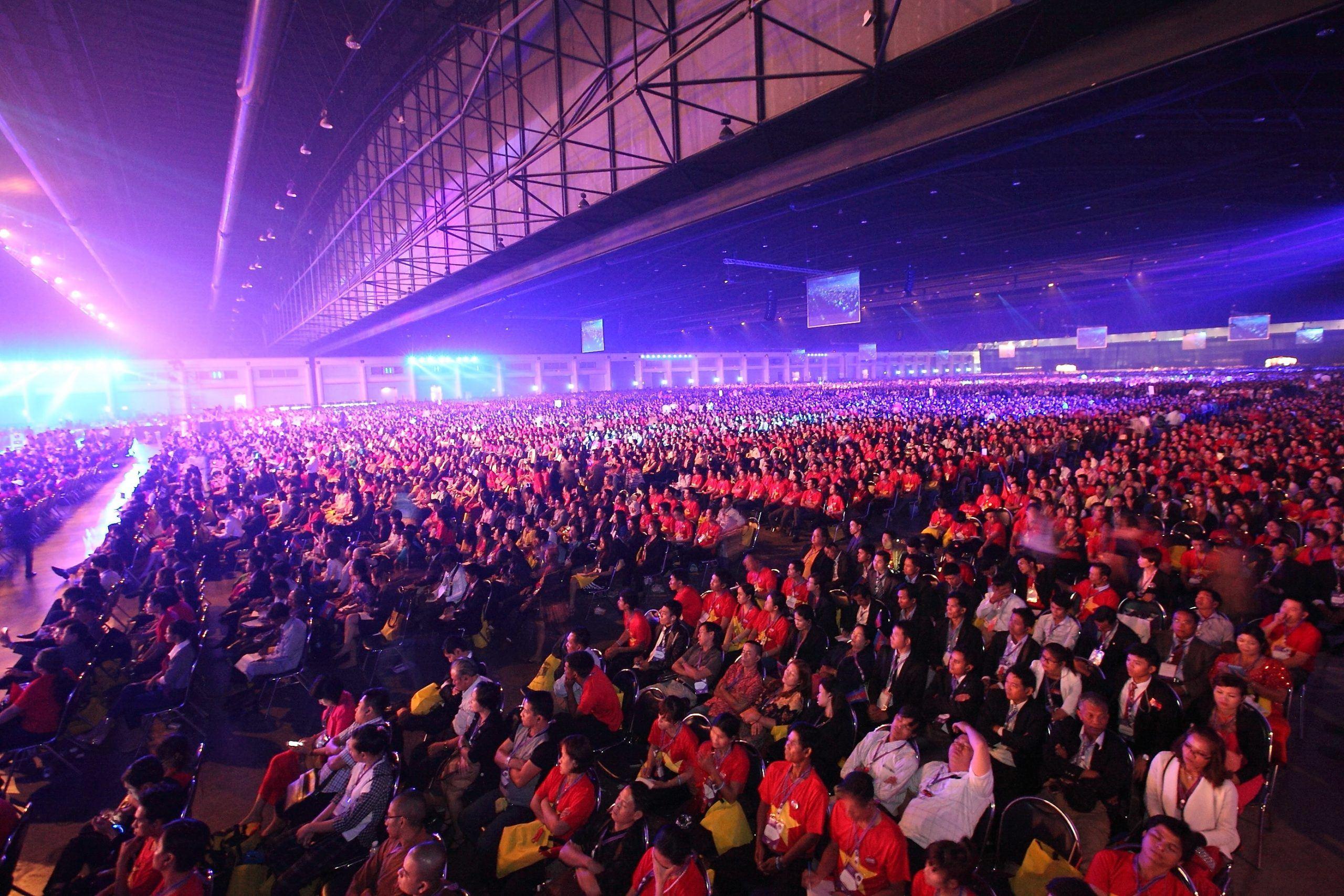 thailand tukarkan lokasi konsert fenomena jadi hospital lapangan demi tampung kes covid-19
