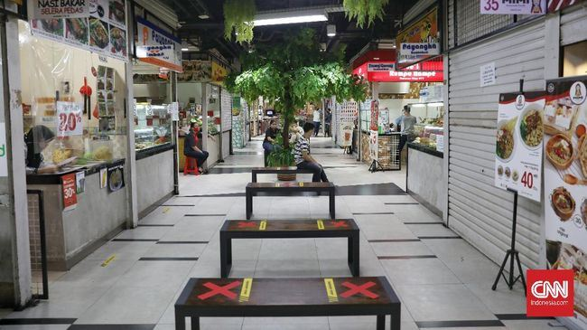 had 20 minit di kedai makan, rakyat indonesia risau mati tercekik