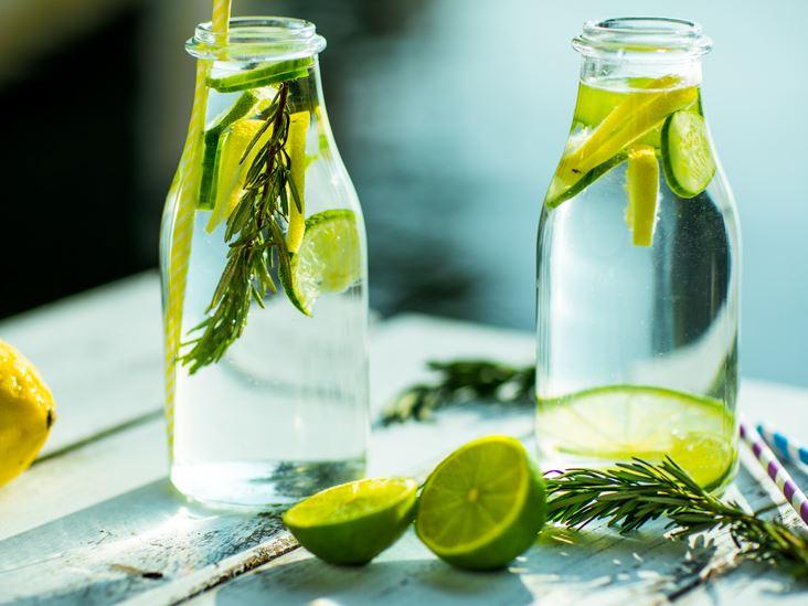 air detox viral baik untuk badan dan senang je nak buat rupanya!