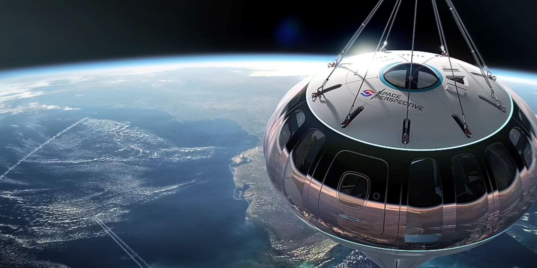 pasangan kekasih boleh berkahwin di angkasa bermula 2024!
