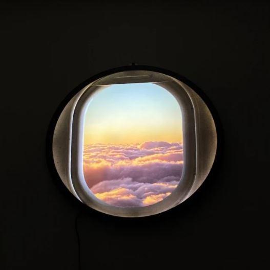 syarikat lancar cermin khas pada mereka yang rindu nak terbang