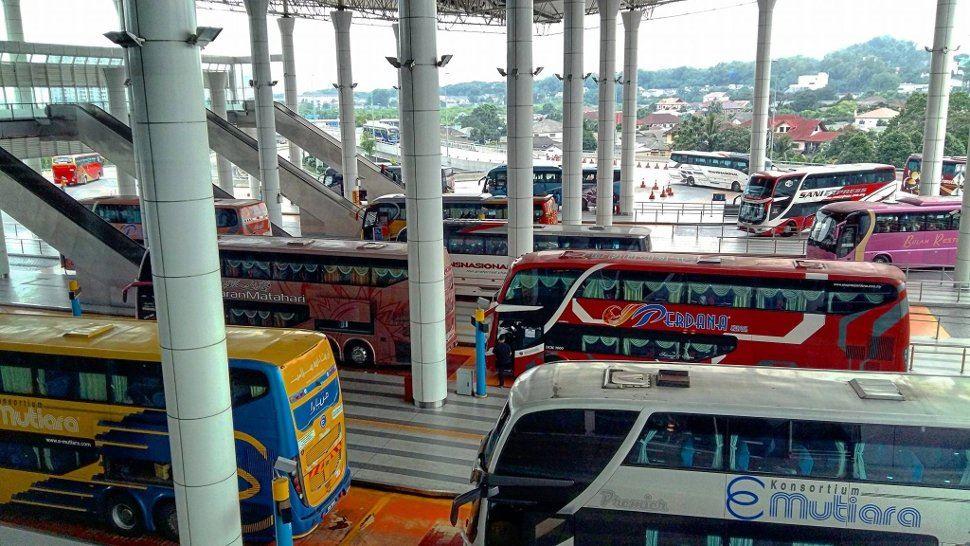 tiket bas ke kuala lumpur 15 oktober paling laris terjual