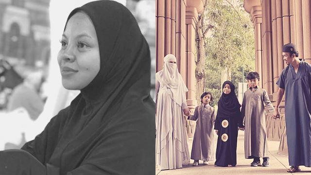 'selamat jalan ke negeri abadi, kami akan menyusulmu' rakan artis titip ucapan takziah buat sarah