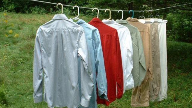 mustahil ke nak basuh baju tanpa kesan kedut?