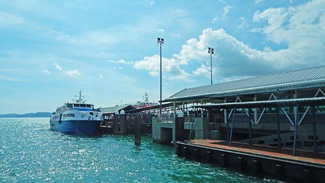 empat pelancong dikesan positif di terminal, tidak dibenarkan masuk ke langkawi