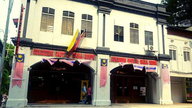 100 tahun beroperasi, coliseum cafe kini ditutup selamanya