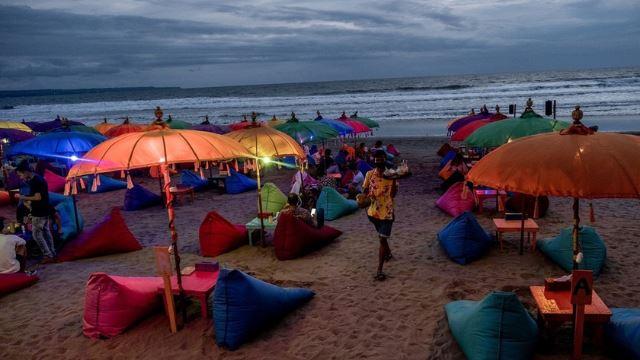 indonesia lancar work from bali, jumlah pelancong meningkat tiga kali ganda