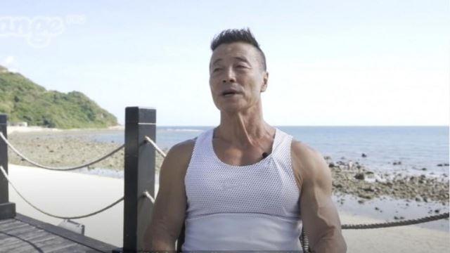 siapa sangka lelaki sado ini sebenarnya berusia 72 tahun!