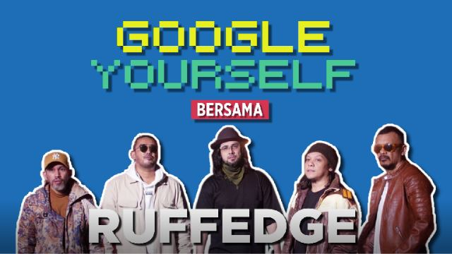 Ruffedge Sahut Cabaran Google Yourself!