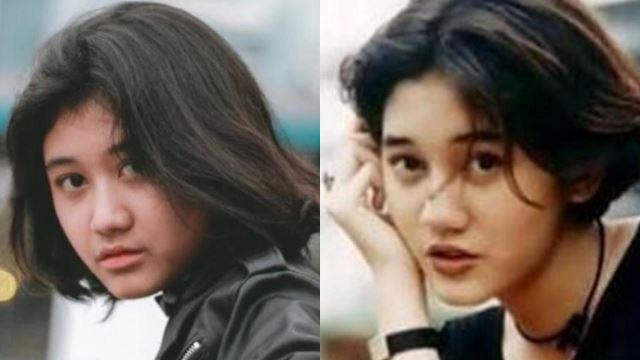 viral gadis mirip penyanyi legenda indonesia nike ardilla, yang telah meninggal dunia