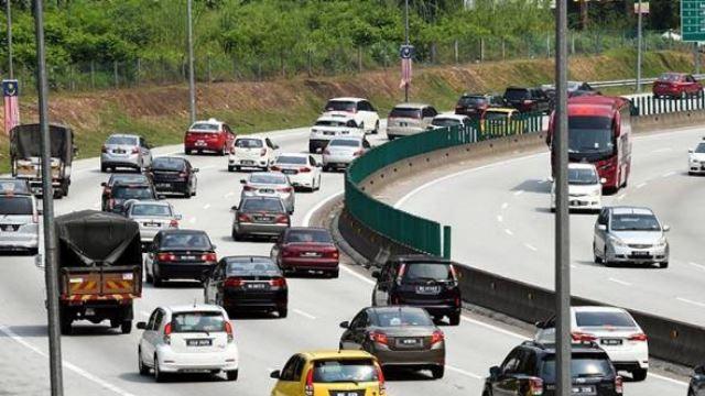 langgar sop rentas negeri, 4839 kenderaan diarah patah balik!