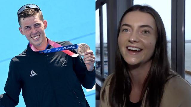 wanita menyesal putus cinta dengan atlet new zealand yang berjaya menang gangsa di sukan olimpik