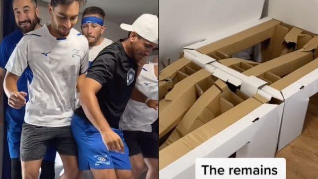 viral 9 atlet olimpik cuba 'memecahkan' katil kadbod di perkampungan olimpik tokyo