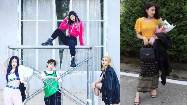 tampilkan idola k-pop dari negara burma yang pertama, grup baru ini debut pada jun?