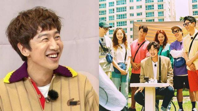 kwang soo muncul sebagai 'kameo' dalam episod terbaru running man