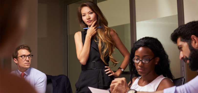 kajian tunjuk pekerja rasa lebih bahagia jika bos adalah wanita