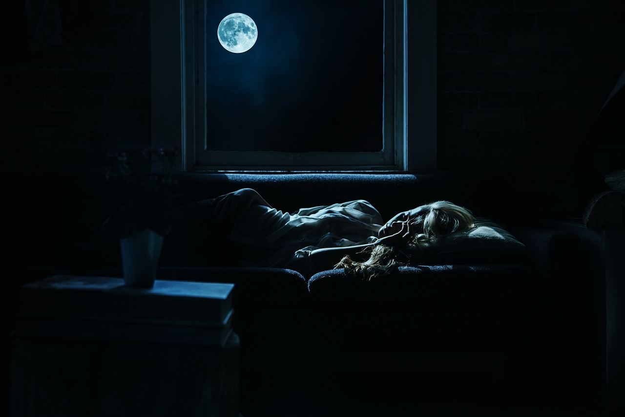Adakah Orang Buta Bermimpi Semasa Mereka Tidur?