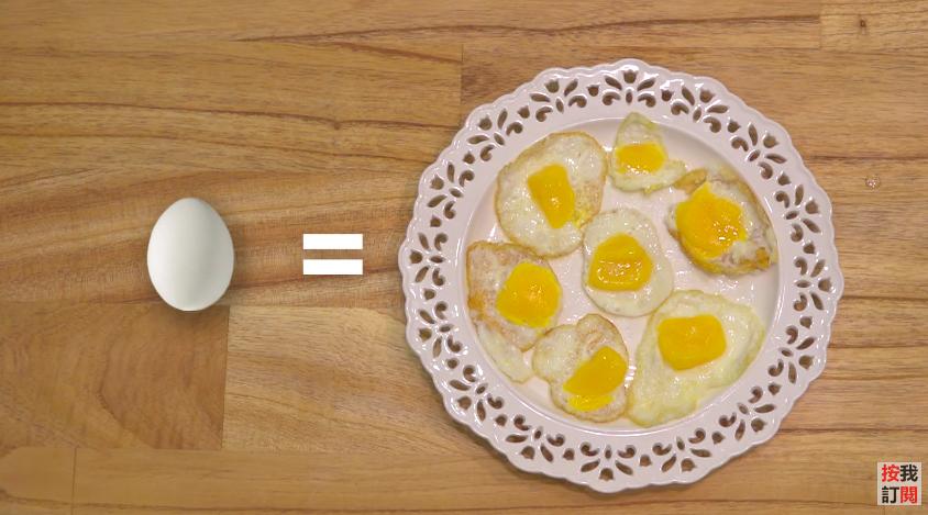 [Video] 1 Biji Telur Boleh Hasilkan 7 Telur Mata