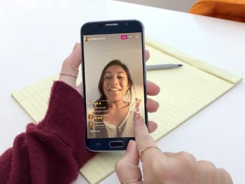 [Video] Kini Anda Boleh Buat Video Live Di Instagram