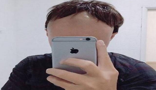 Disangkakan ?Hantu? Tanpa Muka, Netizen Ketakutan Selepas Melihat Foto Ini