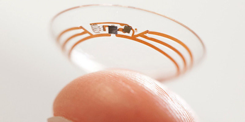 Teknologi Baru, Contact Lens Lengkap Dengan Video Kamera