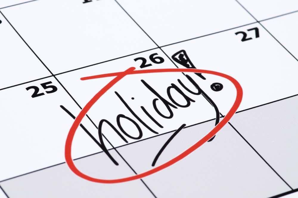 2020 年的公共假期表公布啦!竟然7个连假?!