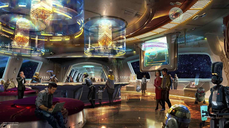 迪士尼乐园最新主题园区!最大的单一主题区!