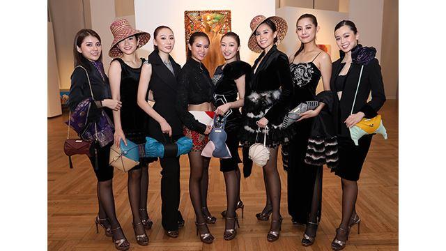《astro 国际华裔小姐 2019》八强女神参与大马时装周!登上 t 台进行走秀!