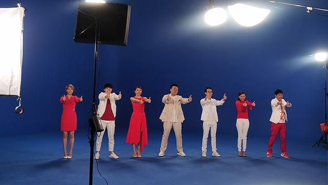 astro 全新贺岁主题曲《好运鼠于你》正式开拍!参与的艺人逾 60 位!