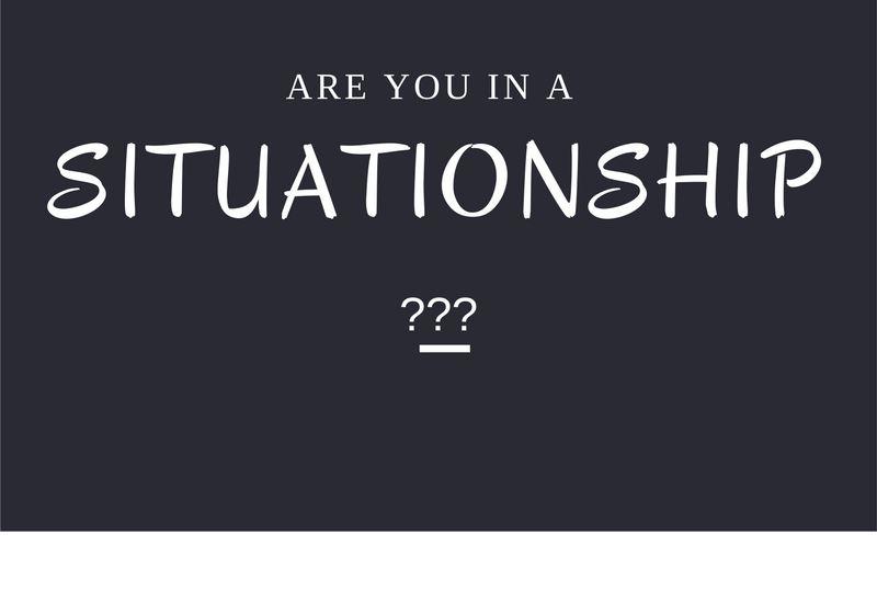 """复杂的男女关系有了新词! """"situationship"""" 近来最夯的词语!"""