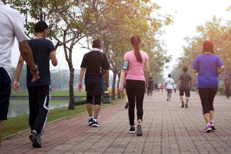 谁说走路不能瘦?走路减肥靠这4招!