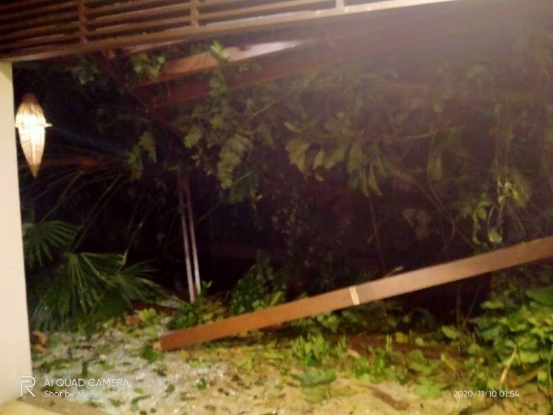 怡保度假村发生土崩,华裔男女不幸遭活埋已毙命!