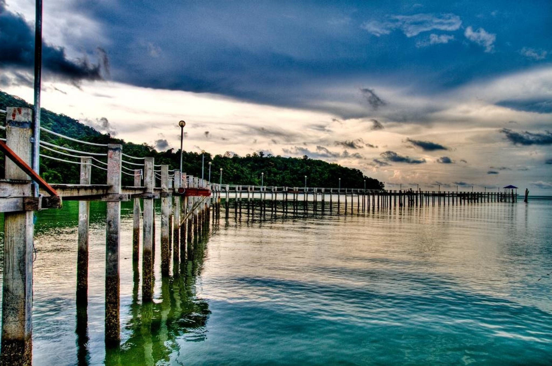 马来西亚5个不为人知的神秘仙境!