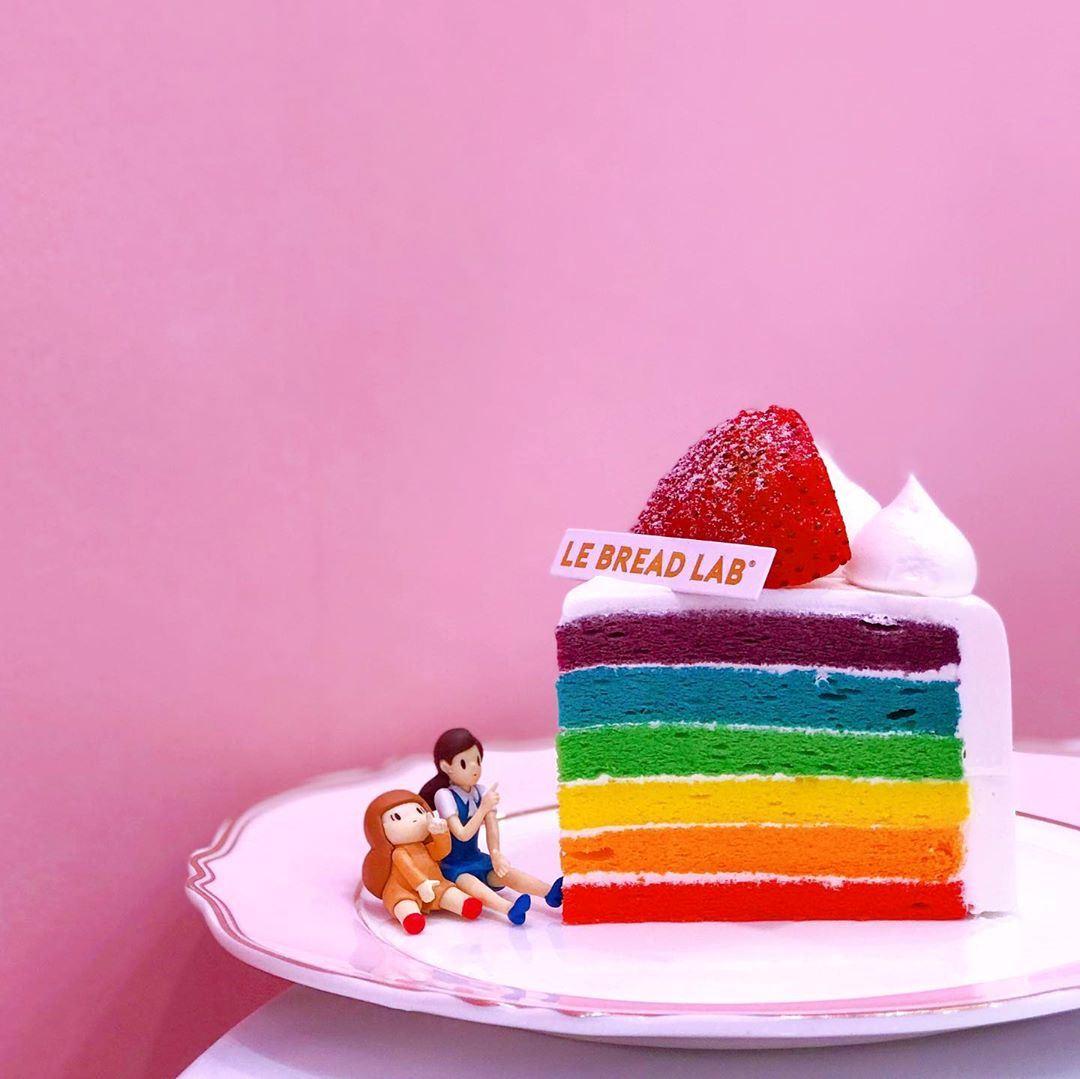 别只是去茶餐厅了!盘点3大香港必吃的彩虹系美食!
