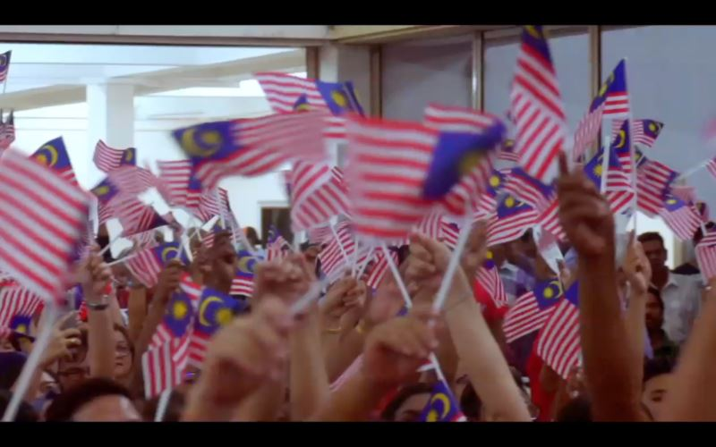 m for malaysia - a tale of hope, unity and reconciliation