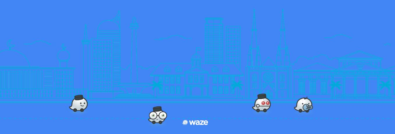 looking to avoid traffic jams this holidays? waze has your back, fam!