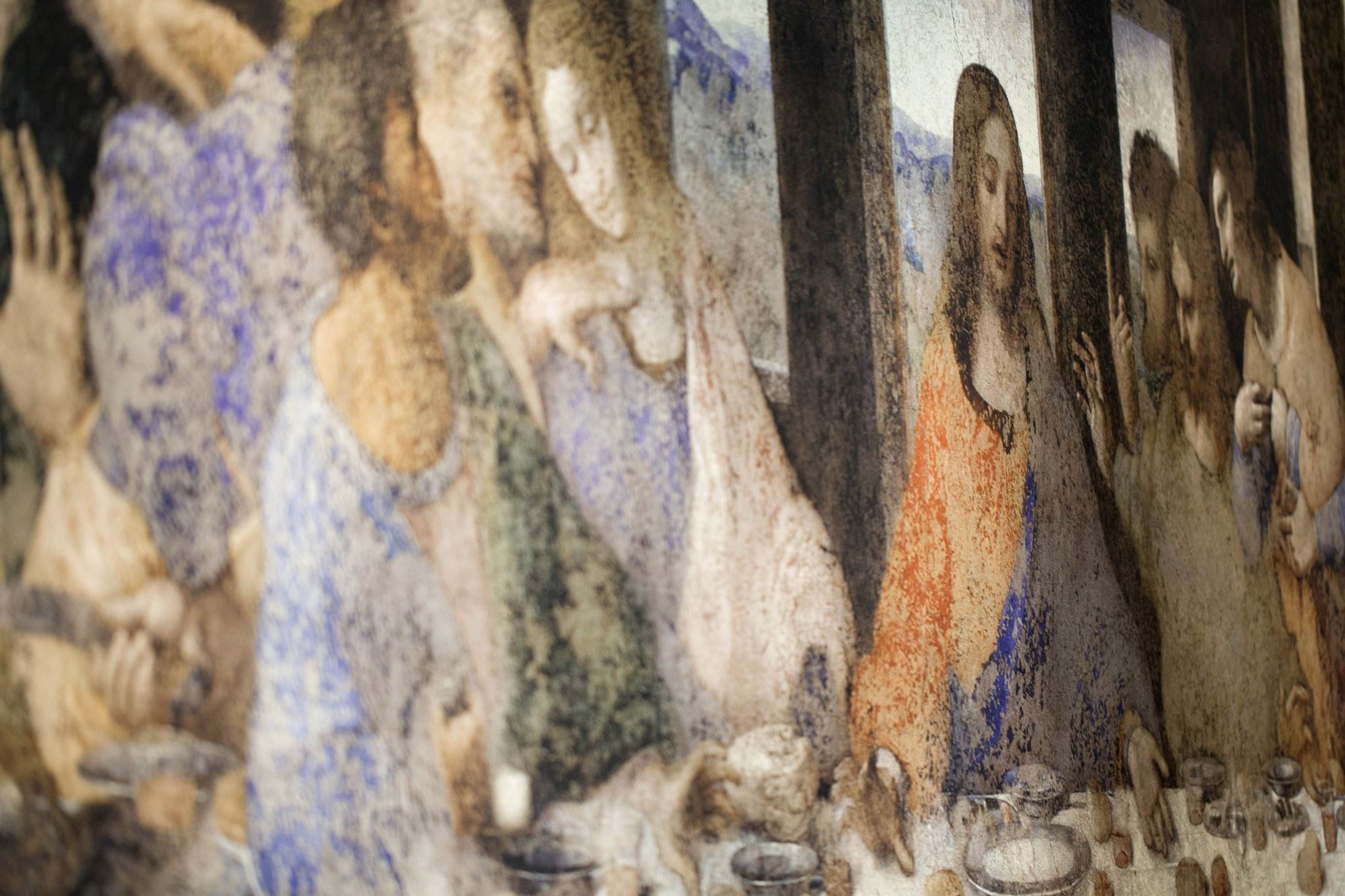"experience da vinci's ""the last supper"" and ""mona lisa"" in person, here in kuala lumpur!"