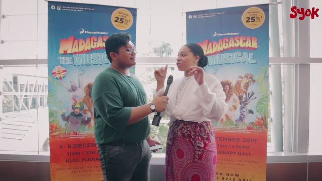 We Spoke To Hannah Victoria From Madagascar: The Musical