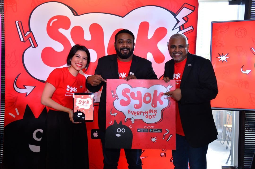 astro radio introduces syok, malaysia's new lifestyle and entertainment app