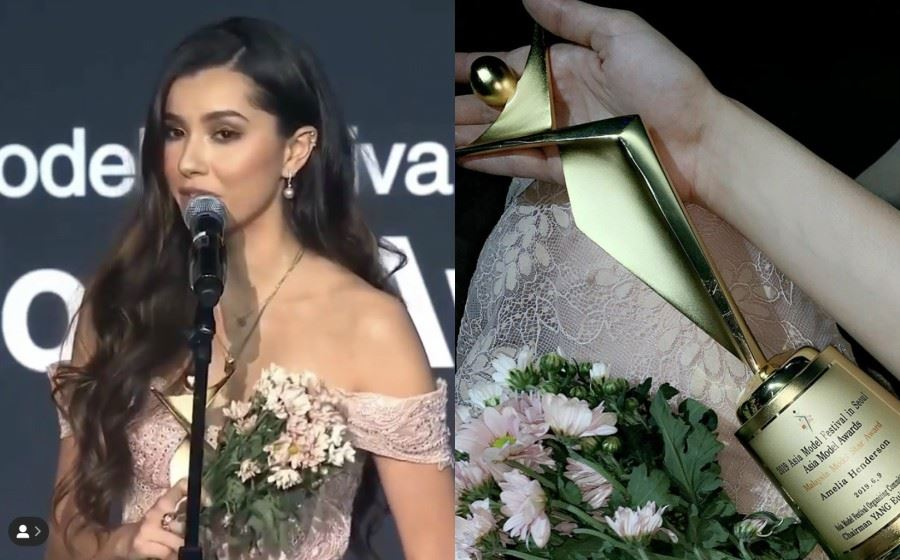 'malaysian model star of the year' defends her malaysian-ness against critics