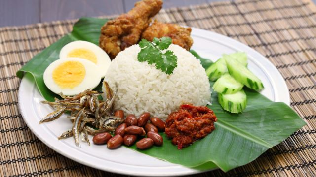 From Greece To Malaysia, Just For Nasi Lemak